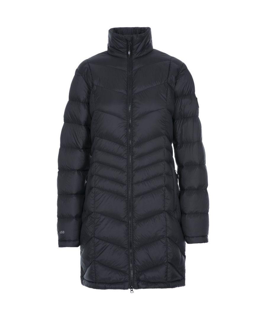 Image for Trespass Womens Micaela Lightweight Long Length Padded Coat