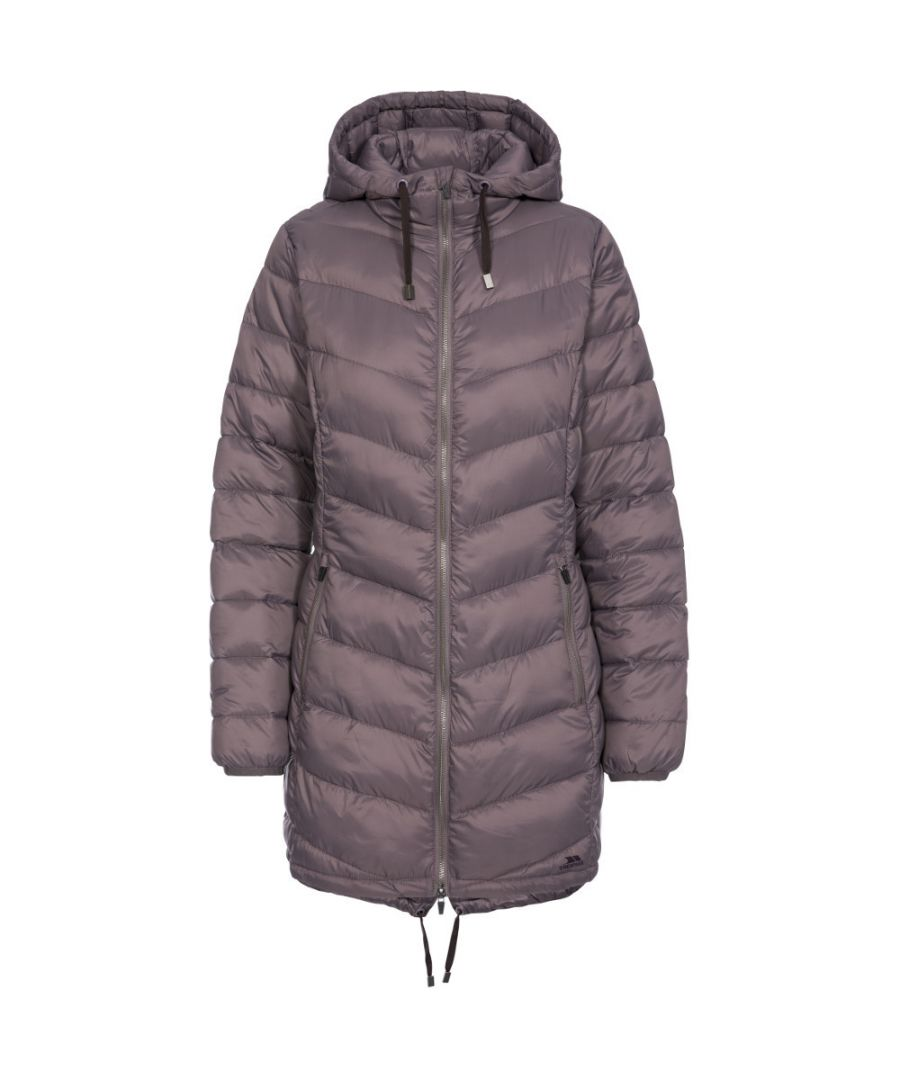 Image for Trespass Womens Rianna Ultra Lightweight Padded Casual Coat