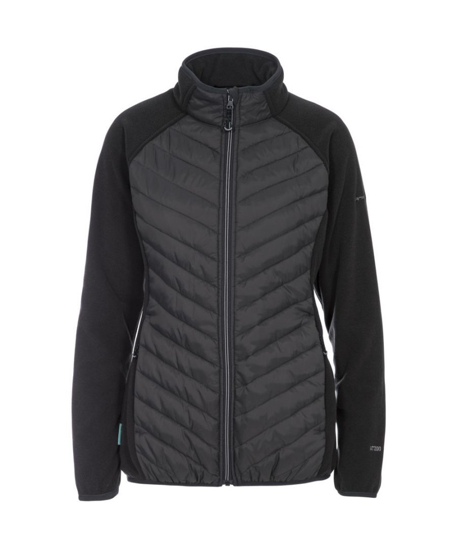 Image for Trespass Womens Underpinned AT200 Soft Touch Padded Fleece