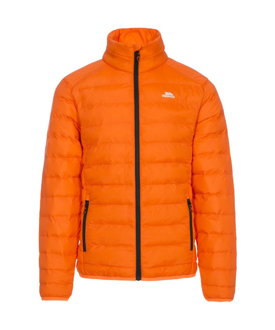 Image for Trespass Mens Howat Ultra Lightweight Padded Casual Jacket
