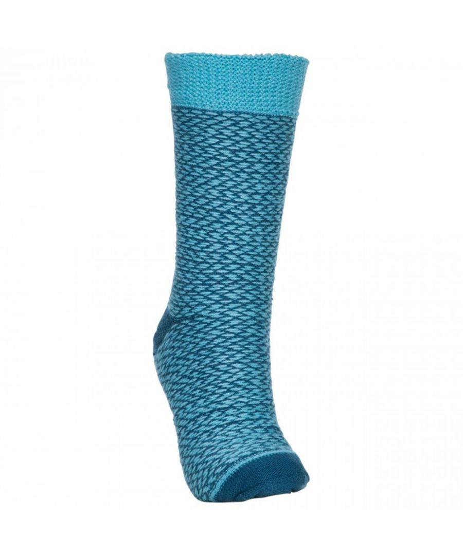 Image for Trespass Mens Thermski Tog Rated Ultra Thick Terry Socks