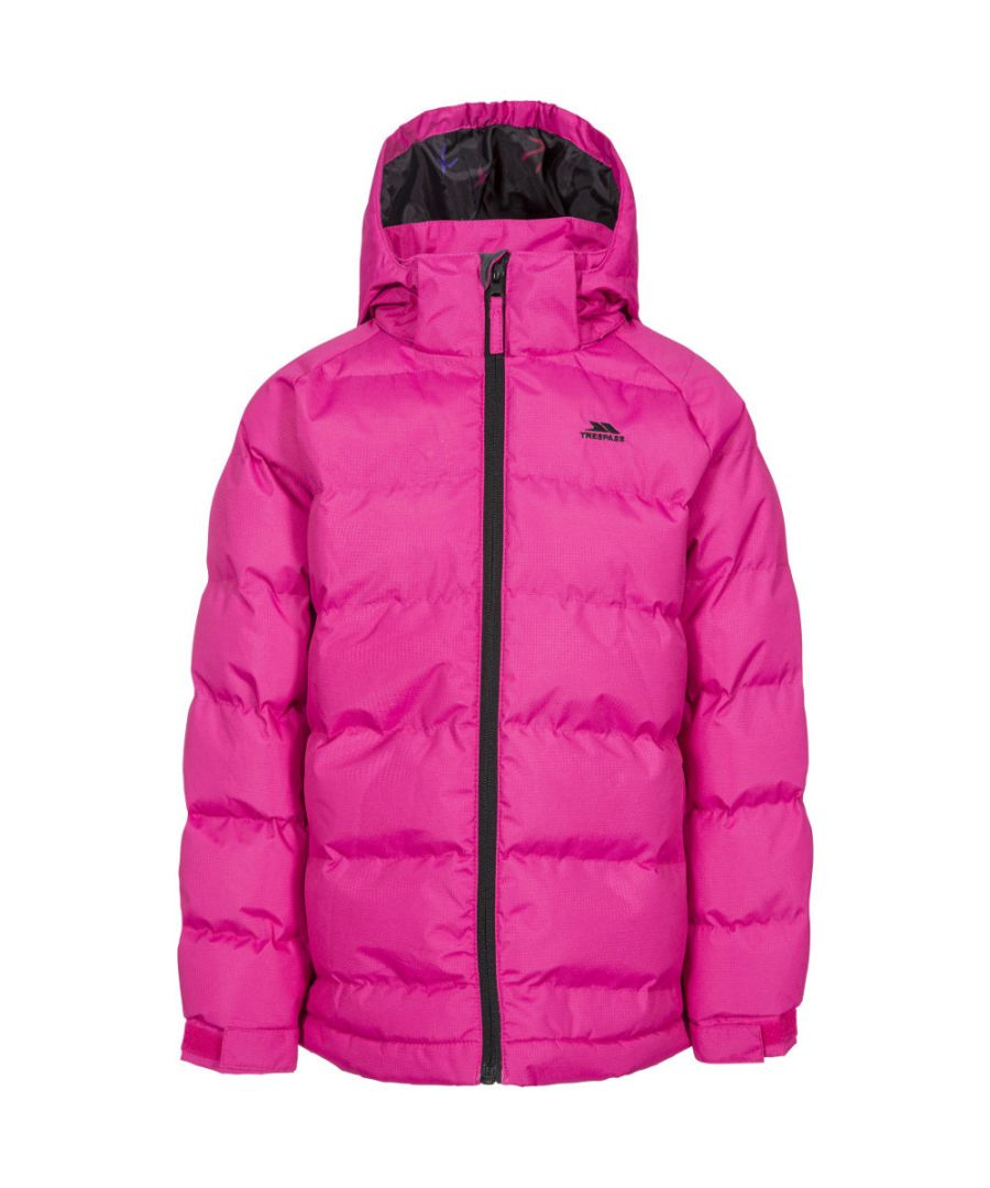 Image for Trespass Girls Amira TP50 Insulated Waterproof Quilted Coat