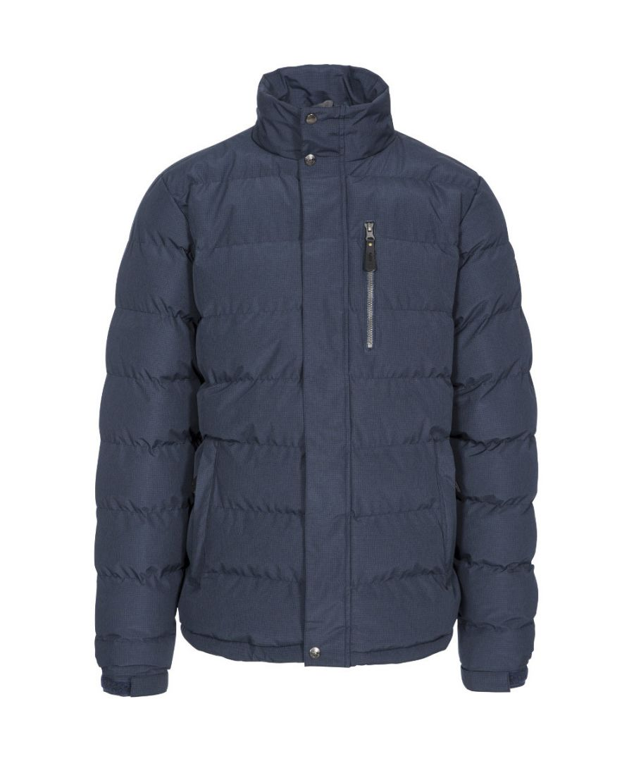 Image for Trespass Mens Boyce Waterproof Windproof Warm Padded Jacket