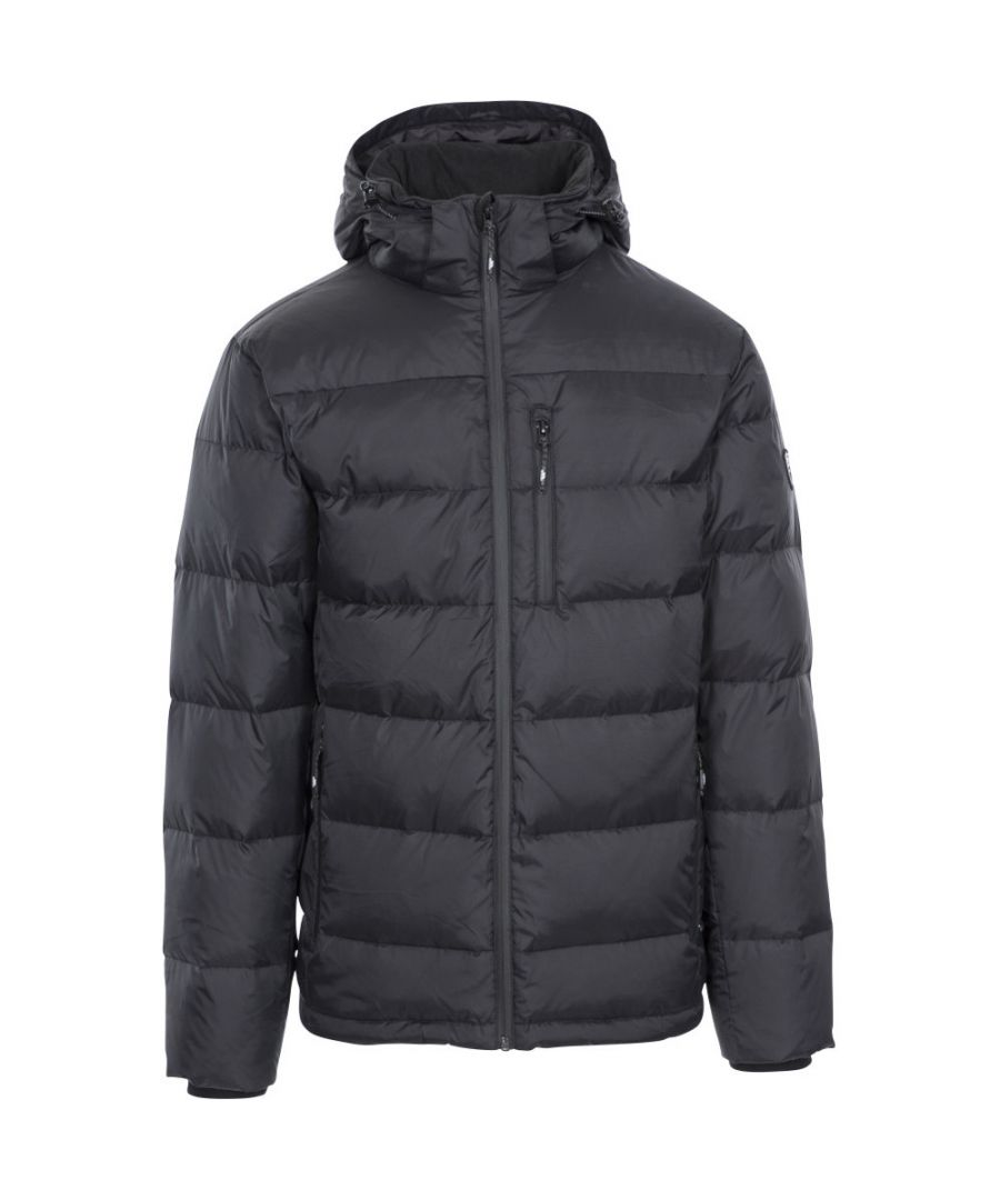 Image for Trespass Mens Orwell Water Repellent Down Feather Jacket