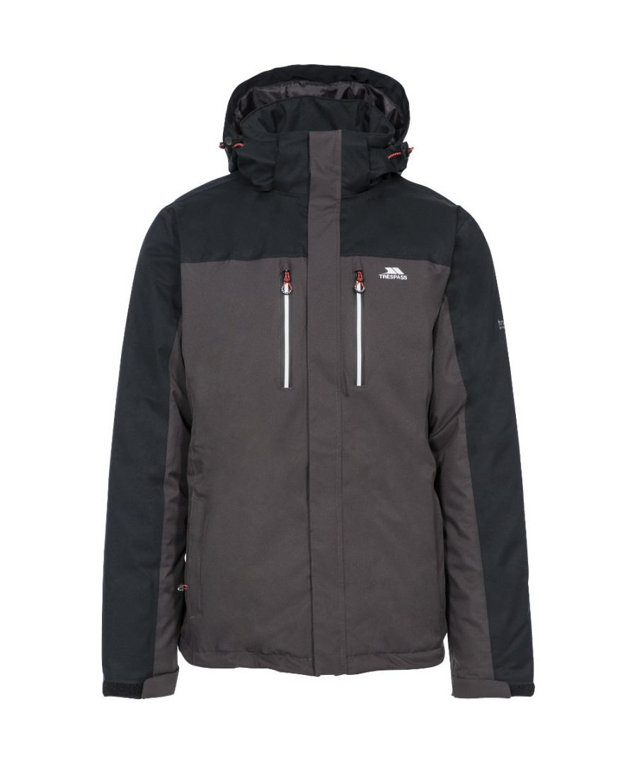 Image for Trespass Mens Tolsford TP75 Waterproof Breathable Jacket