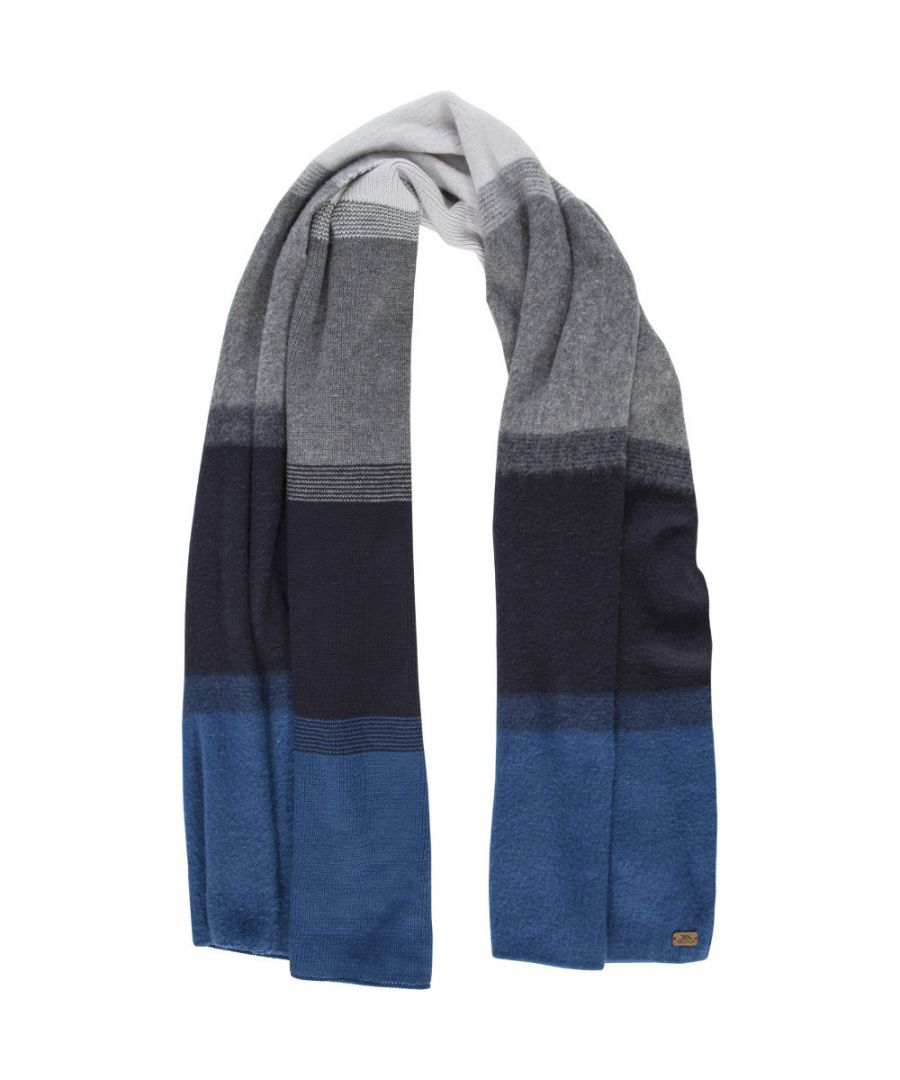 Image for Trespass Mens Embrace Long Length Knitted Winter Scarf