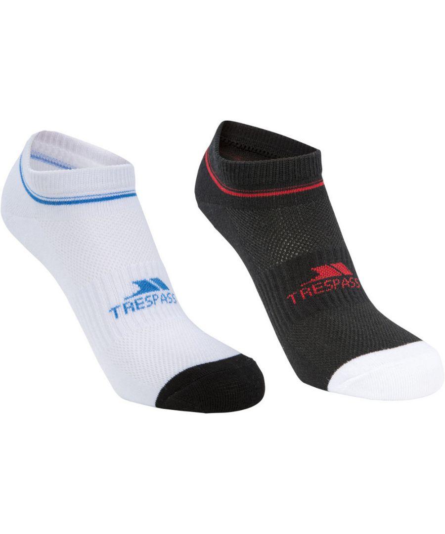 Image for Trespass Mens Isolate Coolmax Moisture Control Liner Socks