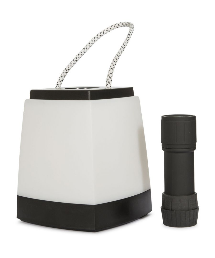 Image for Trespass Mens Shinin Removable Torch Handheld Camping Lamp