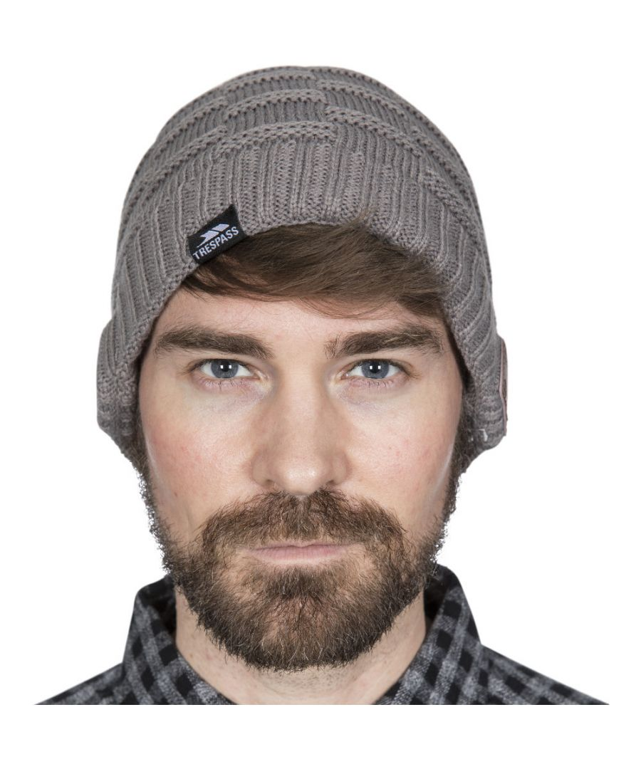 Image for Trespass Mens Bluebeats Hands Free Bluetooth Wireless Beanie