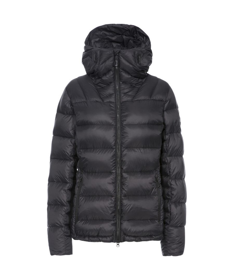 Image for Trespass Womens Pedley DLX Insulated Padded Hooded Warm Coat