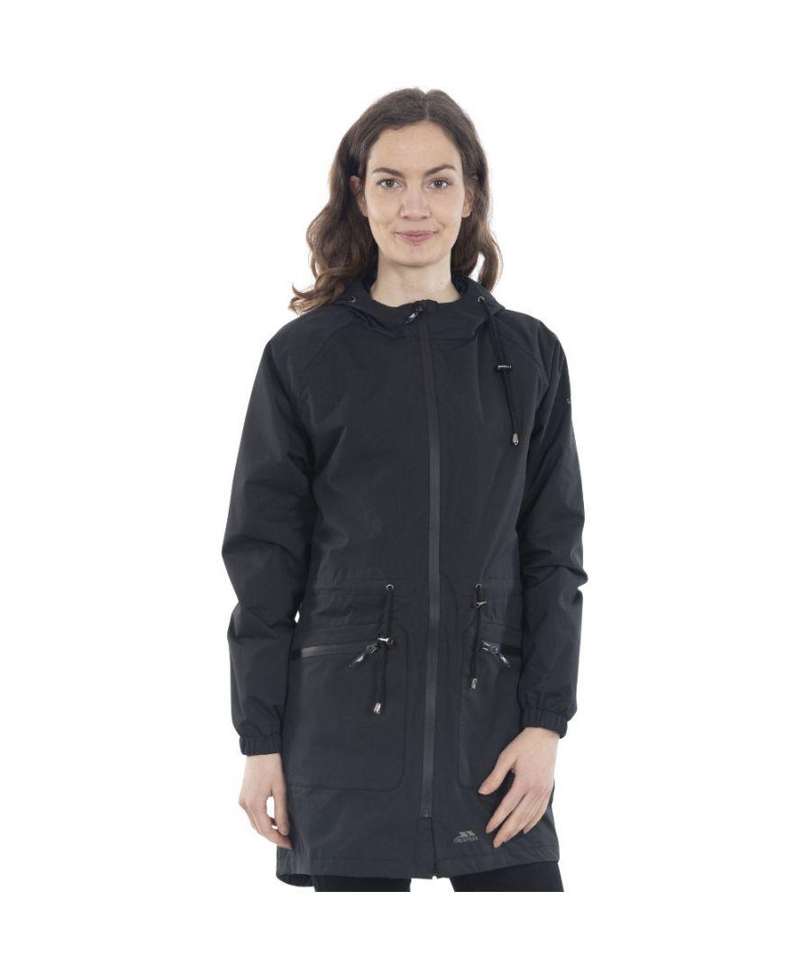 Image for Trespass Womens Tweak Tres Shield Warm Waterproof Parka Coat