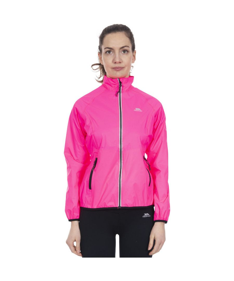 Image for Trespass Womens Beaming Reflective Packaway Insulated Coat