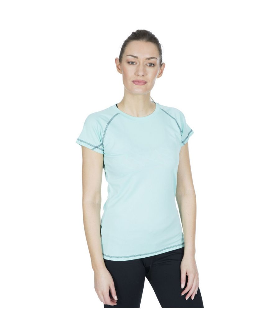 Image for Trespass Womens Viktoria TP50 Quick Dry Short Sleeve T Shirt