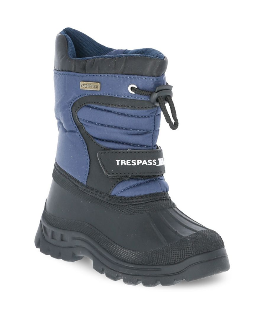 Image for Trespass Boys Kukun Waterproof Warm Winter Snow Boot