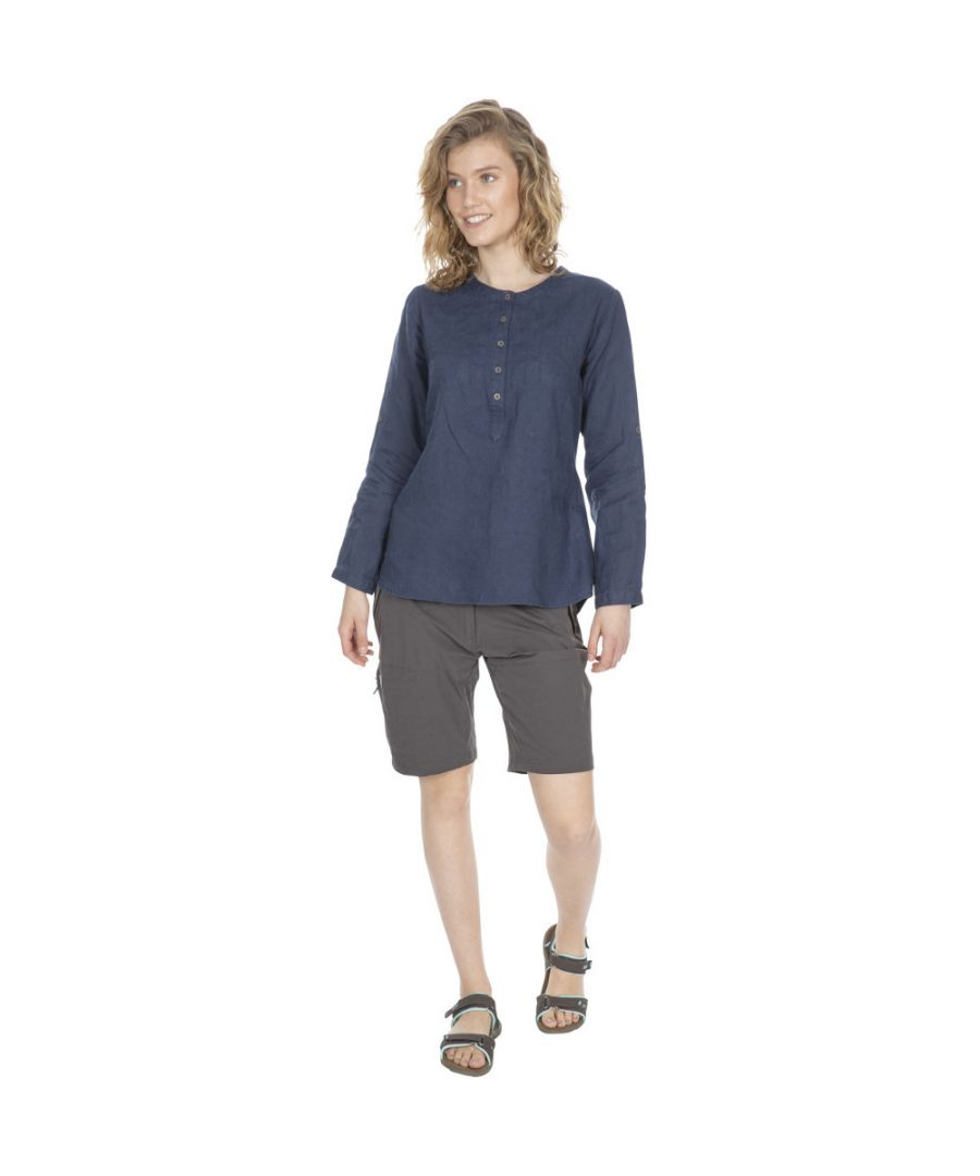 Image for Trespass Womens Messina Wicking Round Neck Blouse