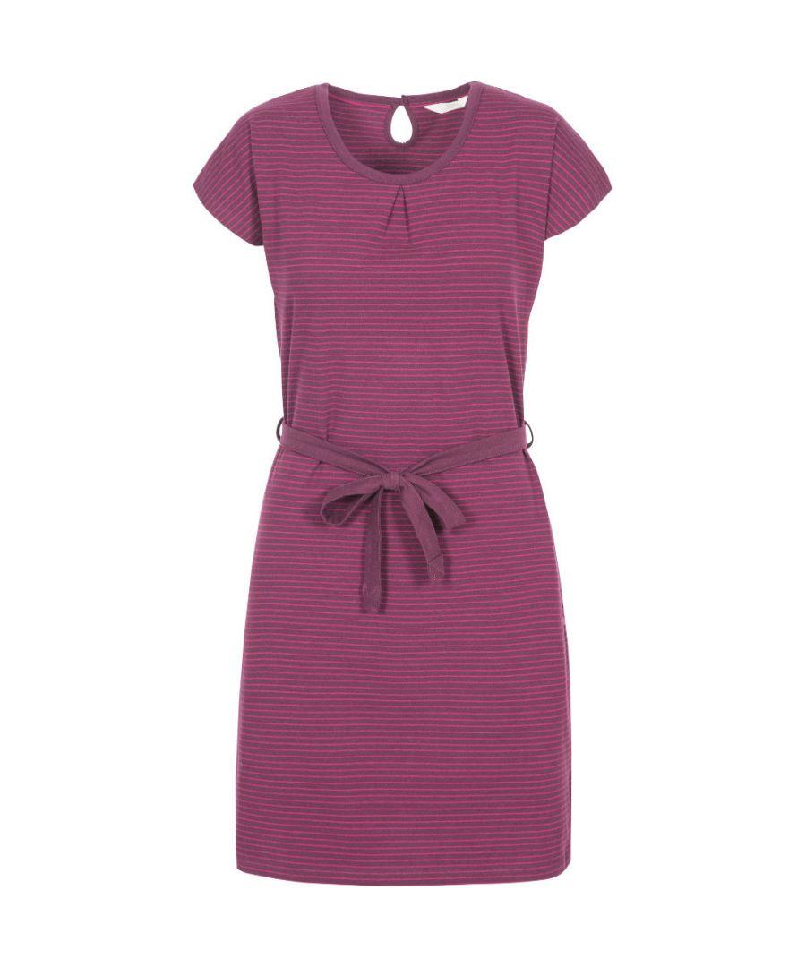 Image for Trespass Womens Lidia Soft Round Neck Dress