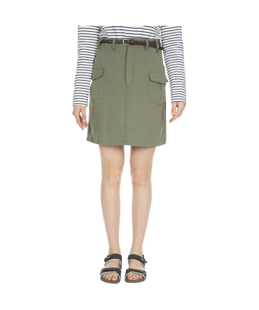 Image for Trespass Womens Quora Quick Dry Summer Skirt