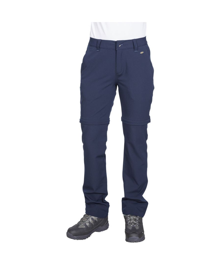 Image for Trespass Womens Eadie Convertible Walking Trousers
