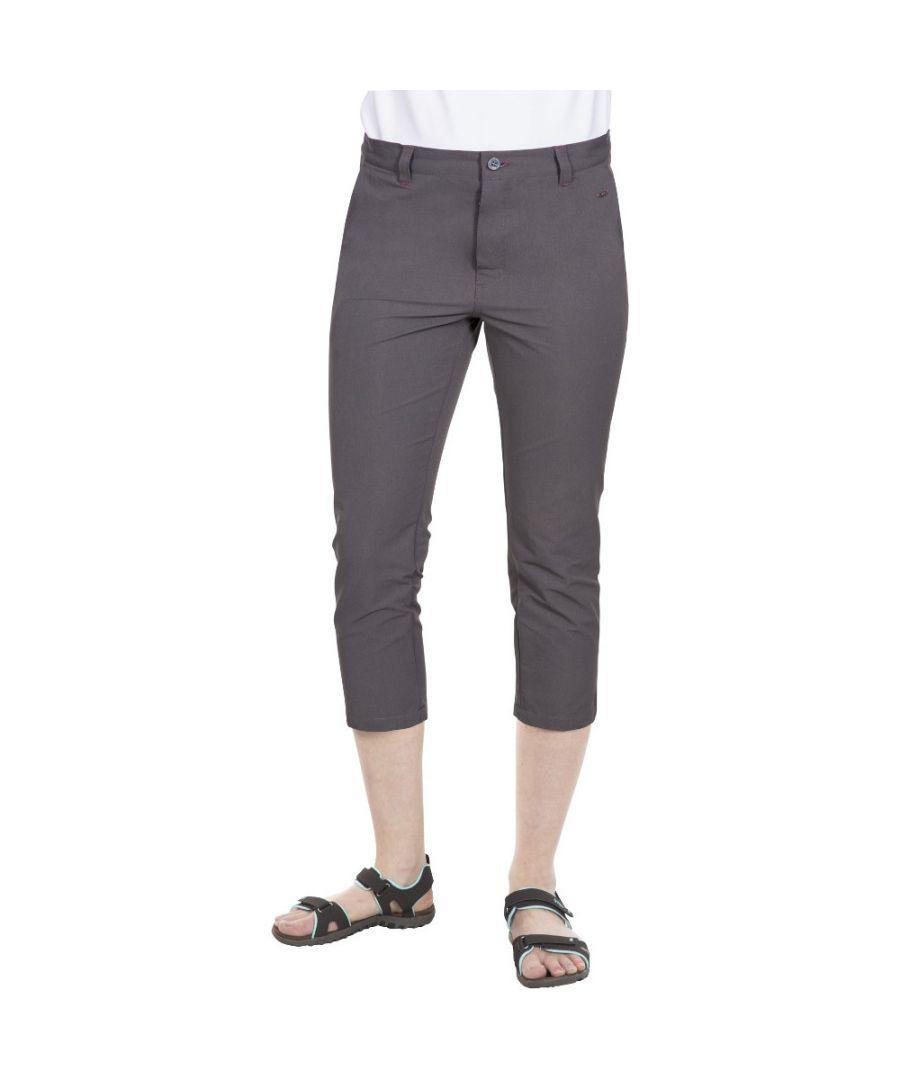 Image for Trespass Womens Zulu Quick Drying Wicking Walking Shorts