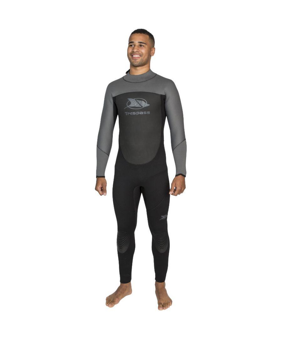 Image for Trespass Mens Diver 5mm Full Wetsuit
