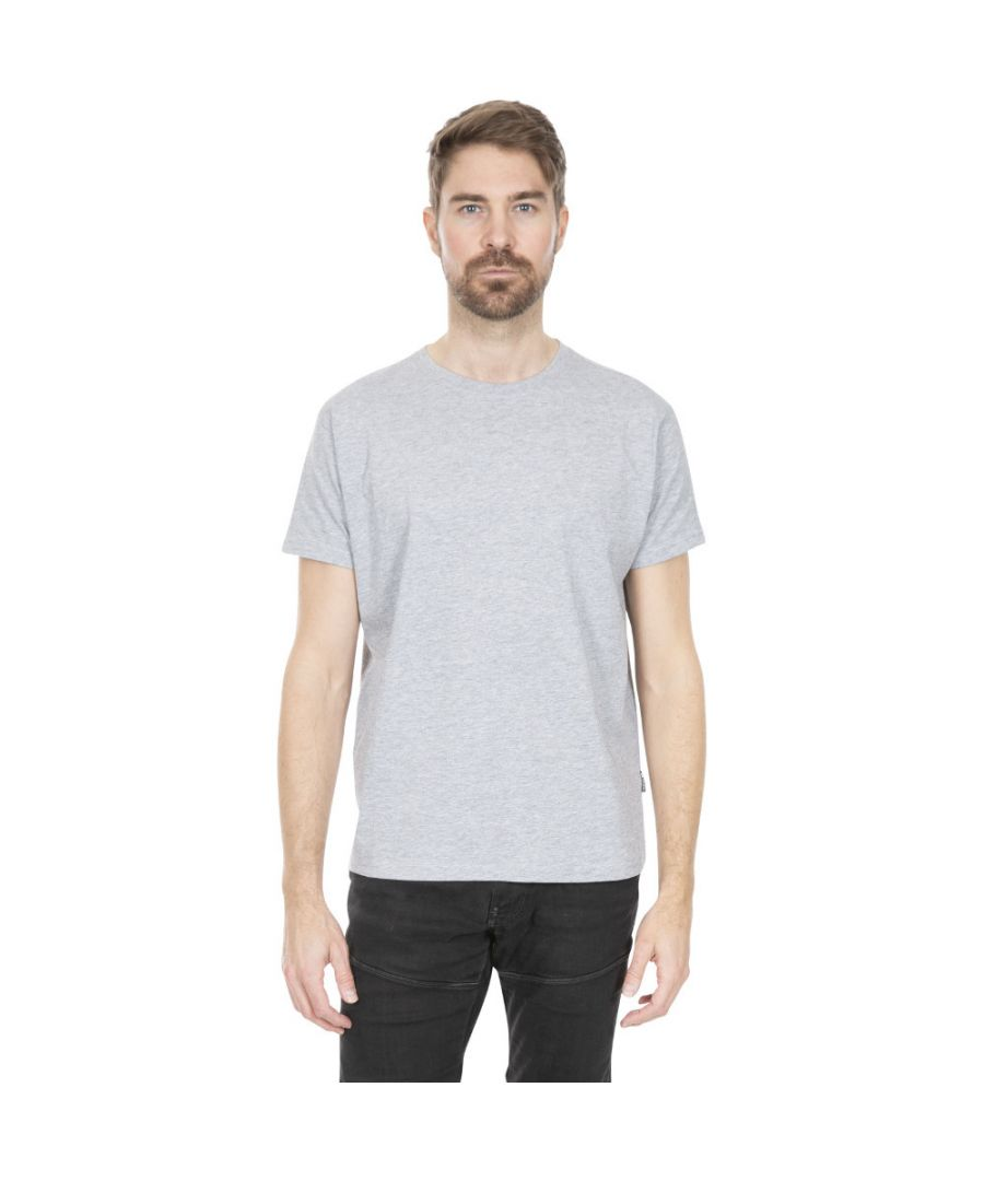 Image for Trespass Mens Plaintee Quick Dry Wicking T Shirt