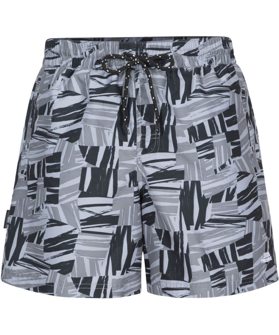 Image for Trespass Mens Rand Quick Drying Summer Swimming Shorts