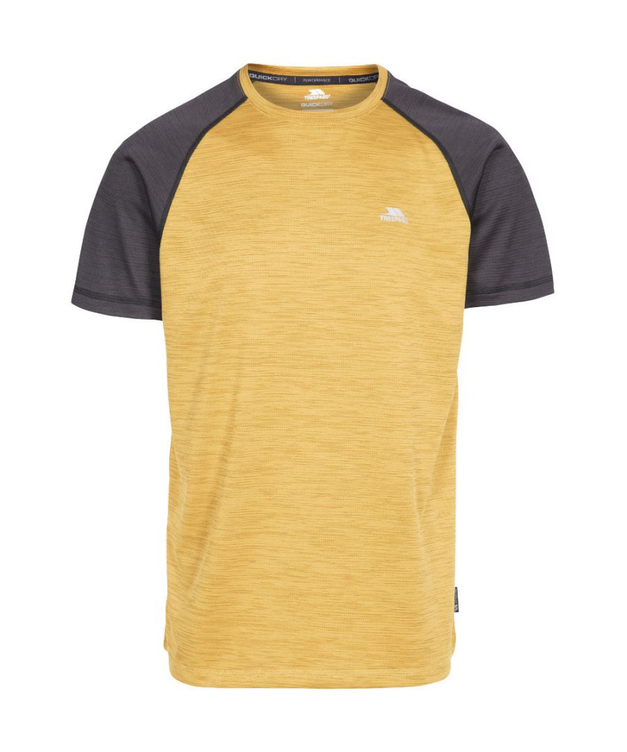 Image for Trespass Mens Bagbruff Quick Drying Running T Shirt