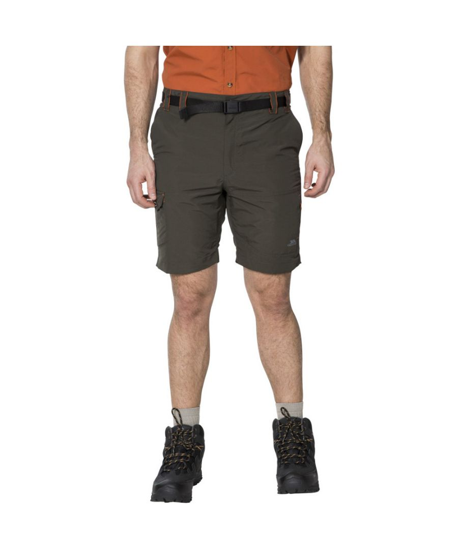 Image for Trespass Mens Rathkenny Multi Pocket Walking Shorts