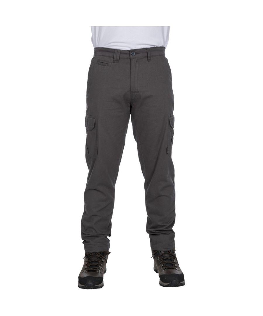 Image for Trespass Mens Tipner Breathable Lightweight Walking Trousers