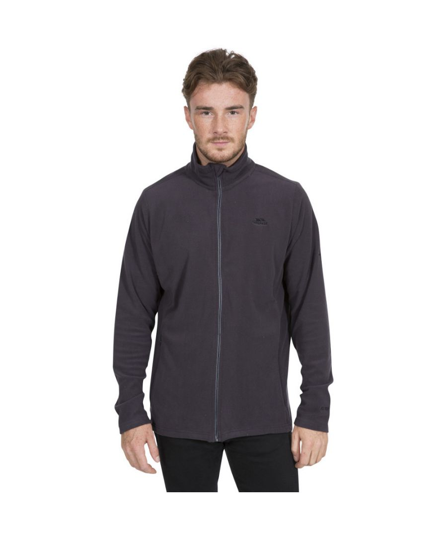 Image for Trespass Mens Tadwick Full Zip Anti Piling Fleece Jacket