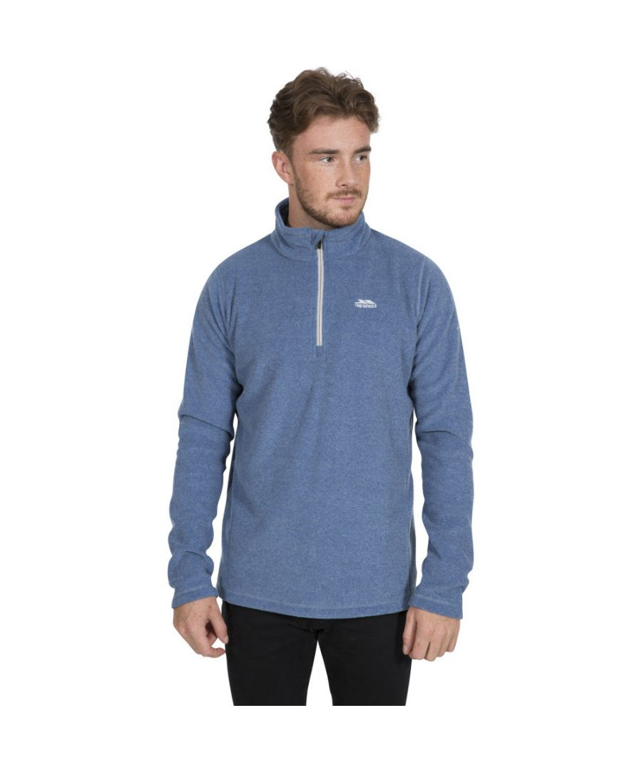 Image for Trespass Mens Tandle Half Zip Fleece Jacket