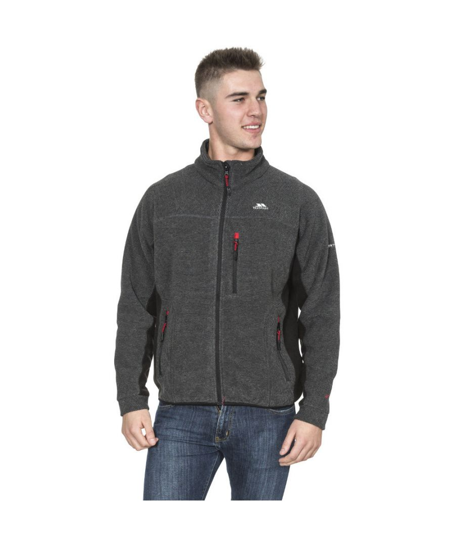 Image for Trespass Mens Jynx Full Zip Warm Fleece Jacket