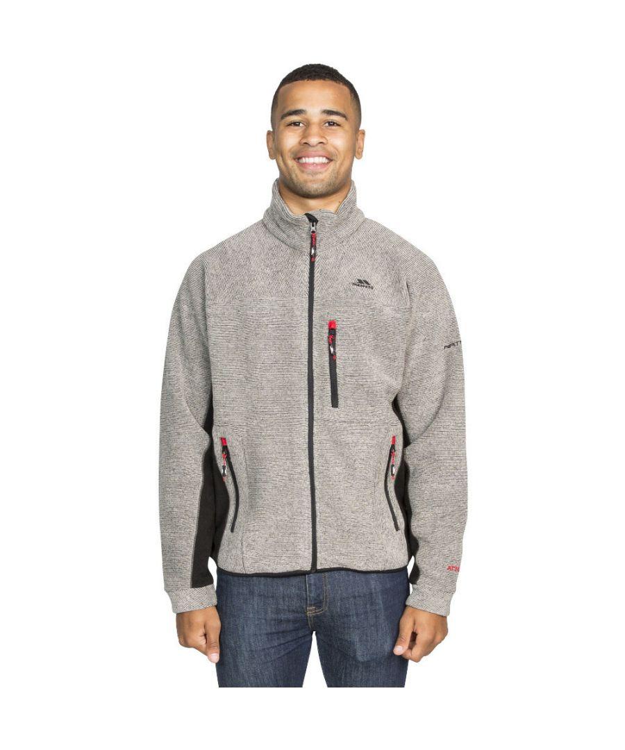 Image for Trespass Mens Jynx Full Zip Warm Fleece Jacket