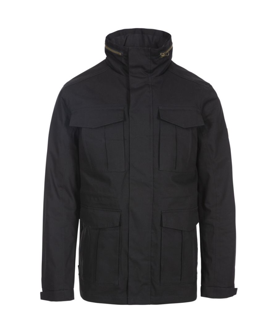 Image for Trespass Mens Rainthan Breathable Waterproof Jacket