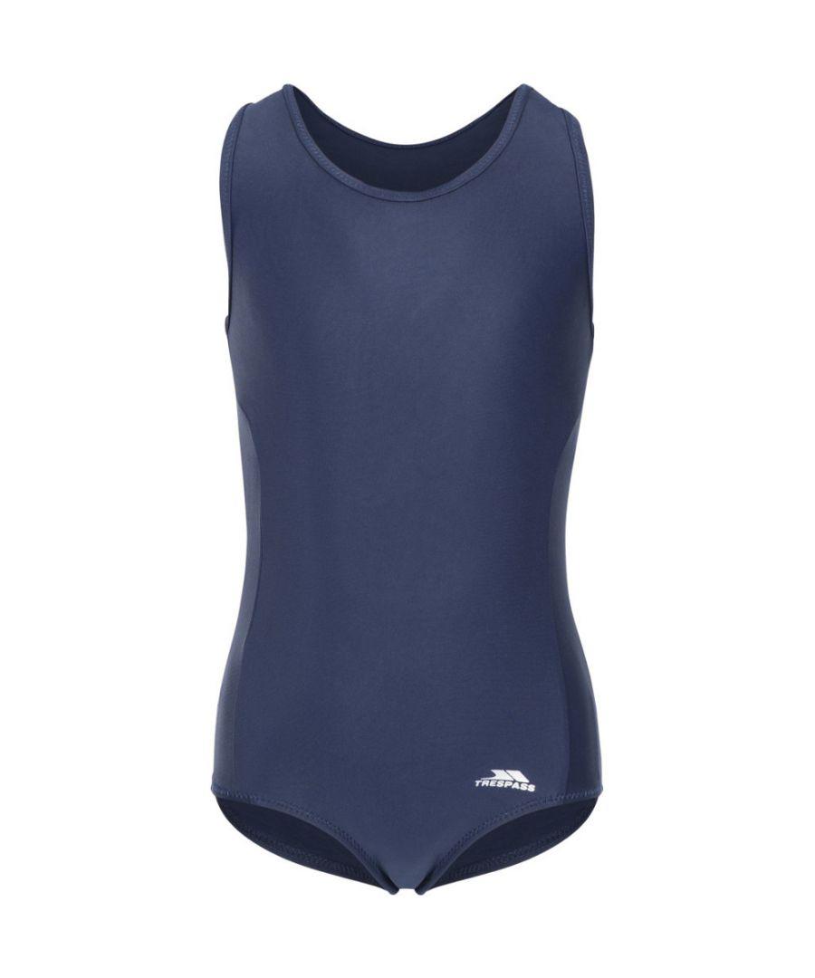 Image for Trespass Girls Wakely Swimwear One Piece Swimsuit