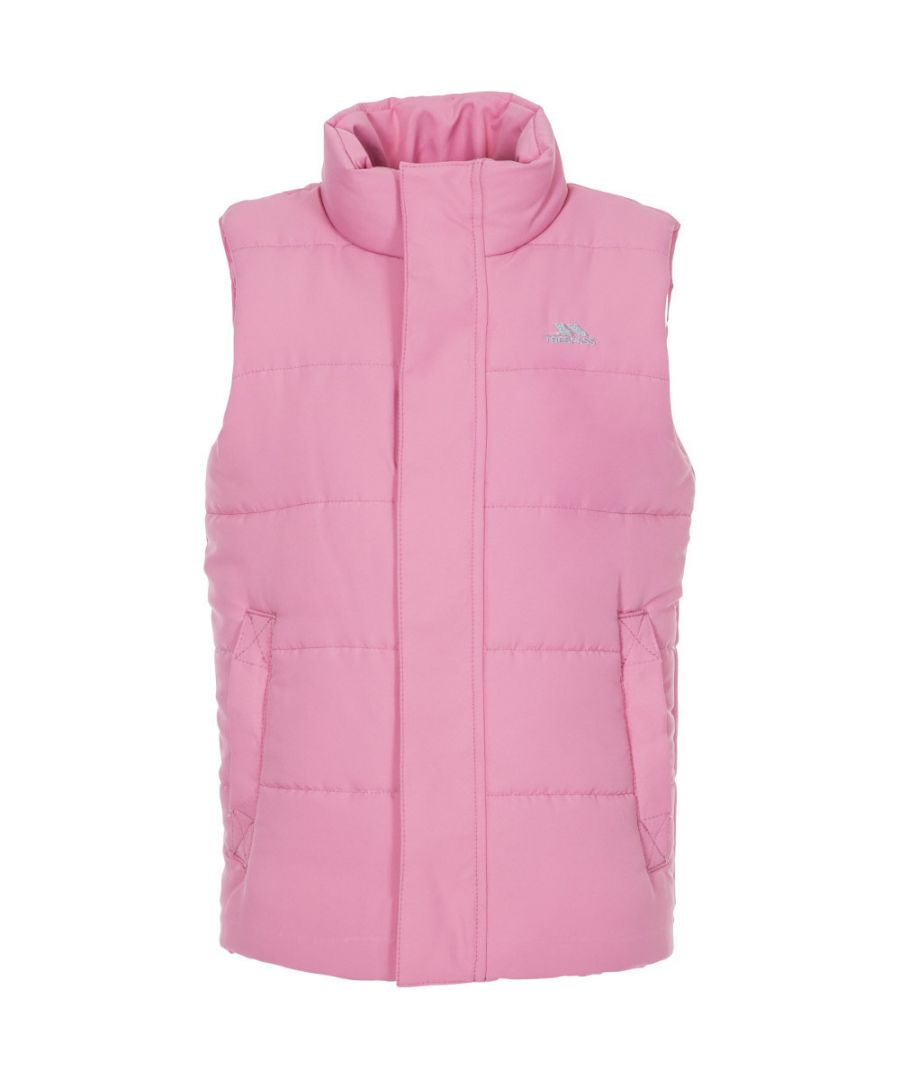 Image for Trespass Girls Startling ColdHeat Insulated Walking Gilet