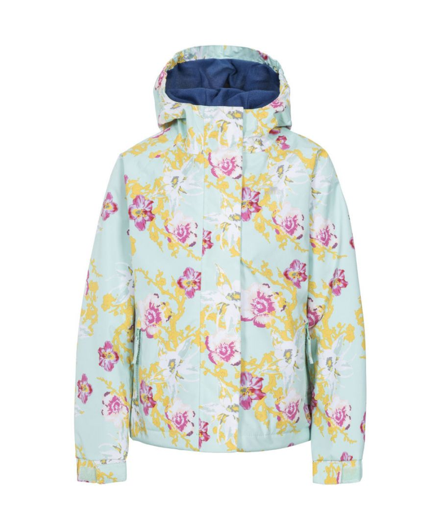 Image for Trespass Girls Hopeful Windproof Waterproof Coat