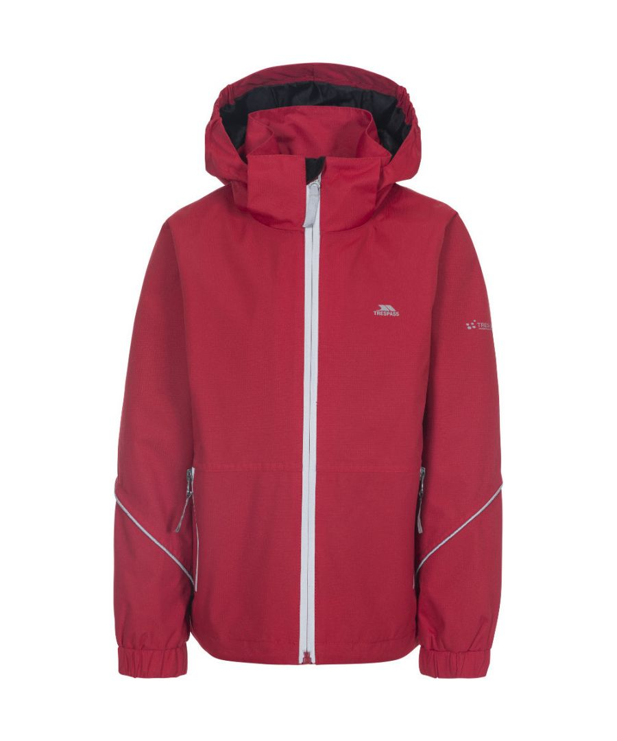 Image for Trespass Boys Rapt Windproof Waterproof Hooded Jacket