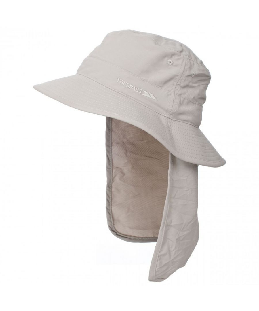 Image for Trespass Mens Bearing Quick Drying Summer Bush Hat