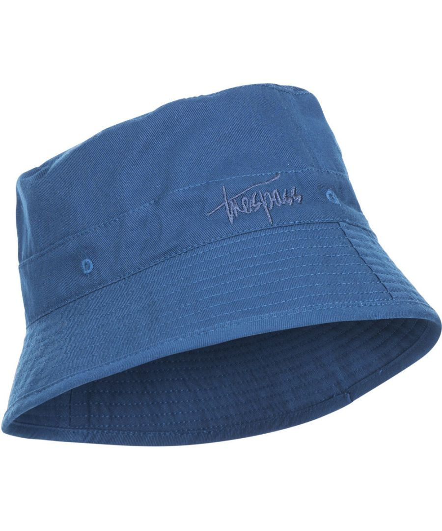 Image for Trespass Boys Zebedee Lightweight Cotton Bucket Hat