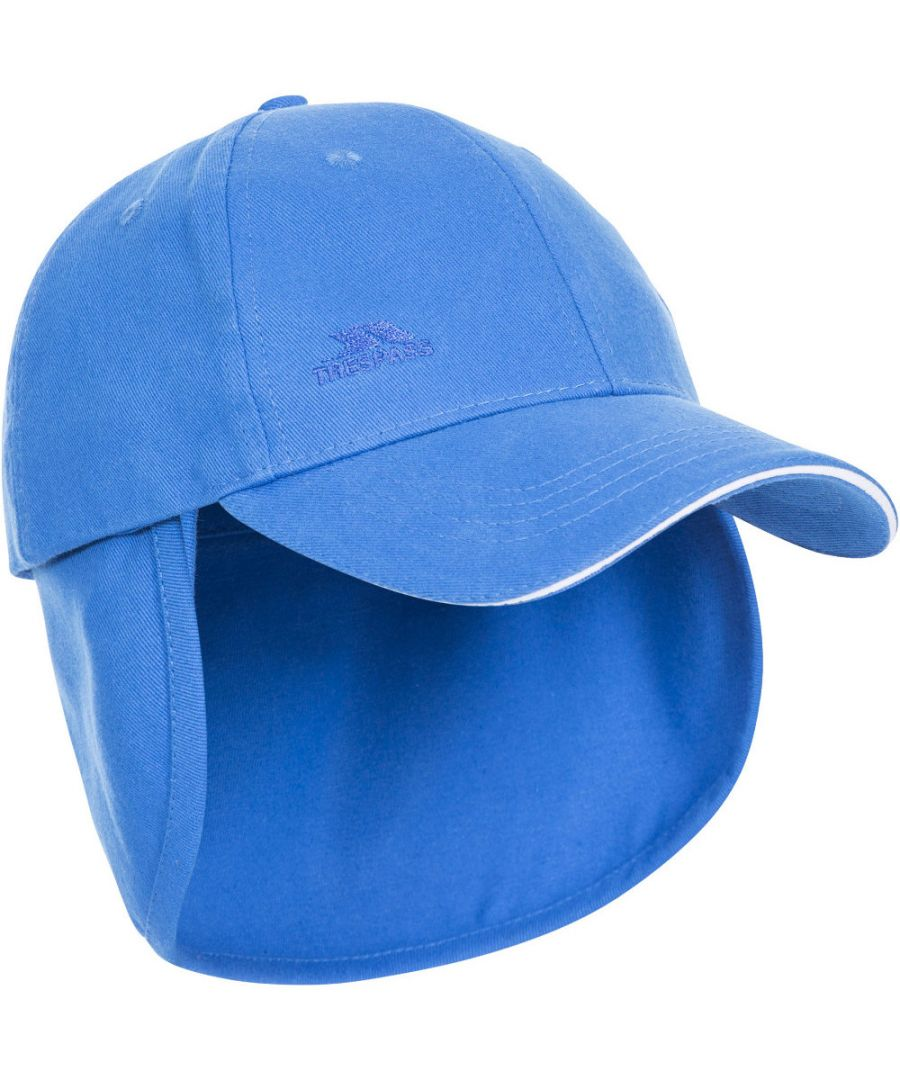 Image for Trespass Boys Cabello Adjustable Cotton Summer Hat