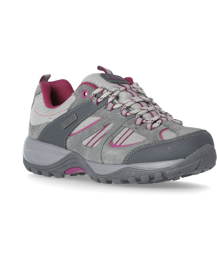 Image for Trespass Womens Jamima Breathable Waterproof Walking Shoes
