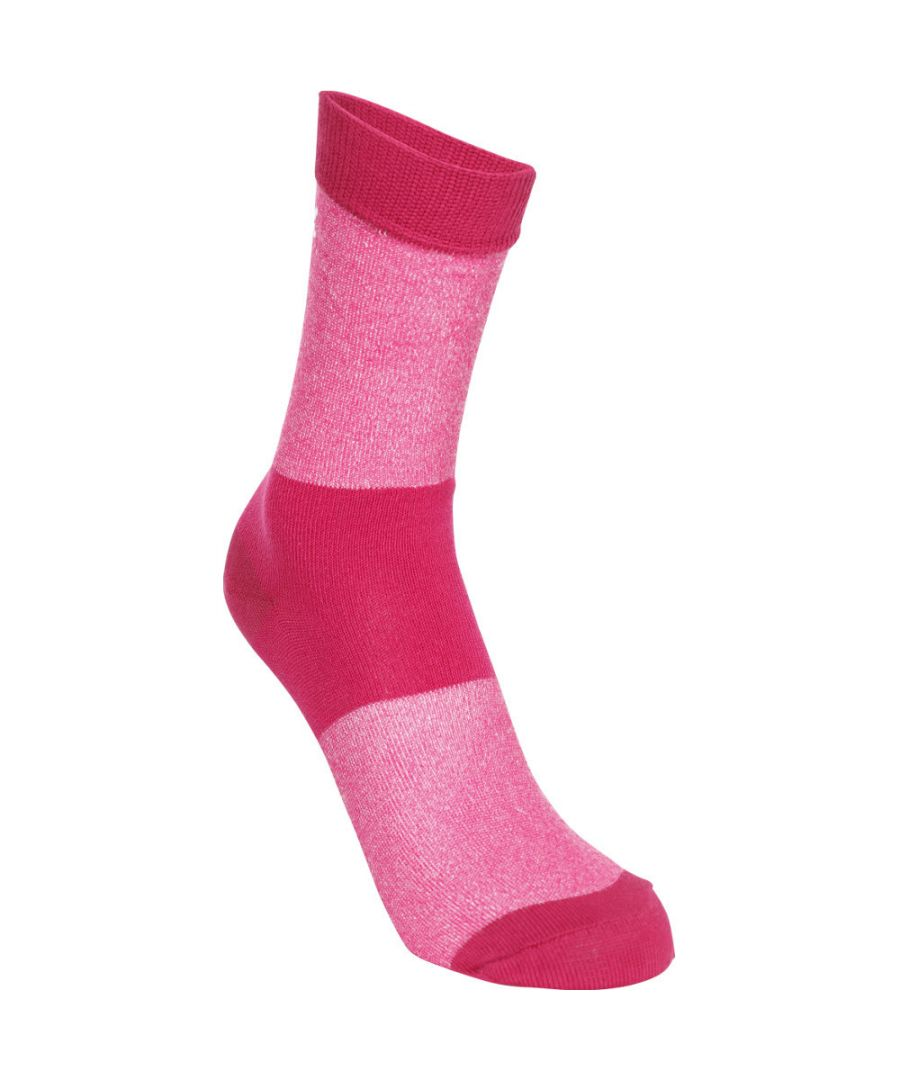 Image for Trespass Womens Cool Max Lightweight Walking Socks