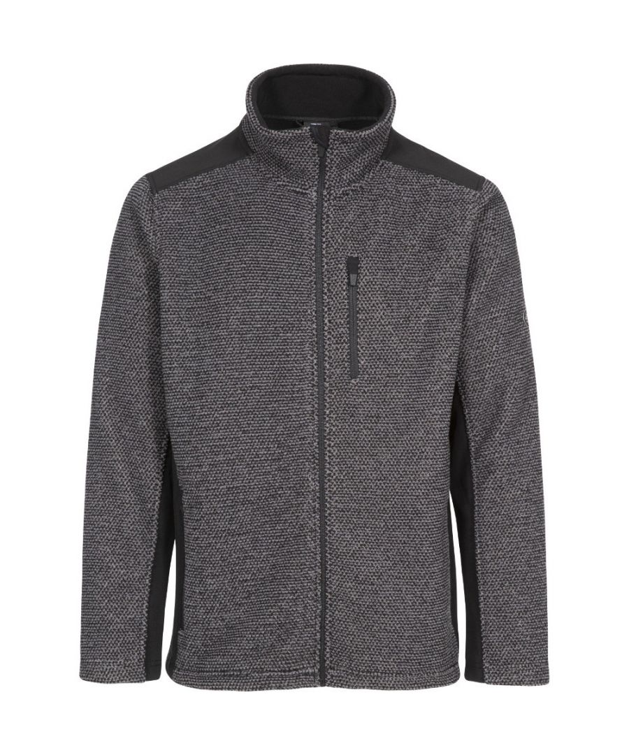 Image for Trespass Mens Faratino AT300 Full Zip Fleece Jacket