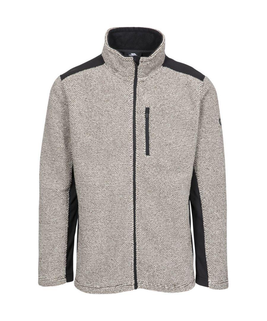 Image for Trespass Mens Faratino AT300 Full Zip Fleece Jacket