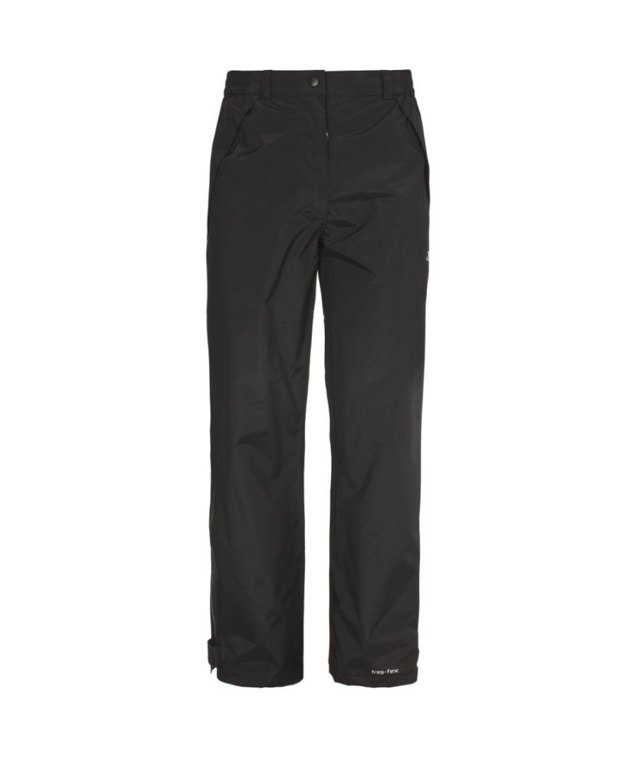 Image for Trespass Ladies Miyake Waterproof Breathable Trousers
