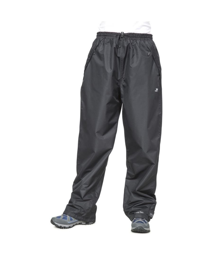 Image for Trespass Ladies Tutula Waterproof Breathable Trousers
