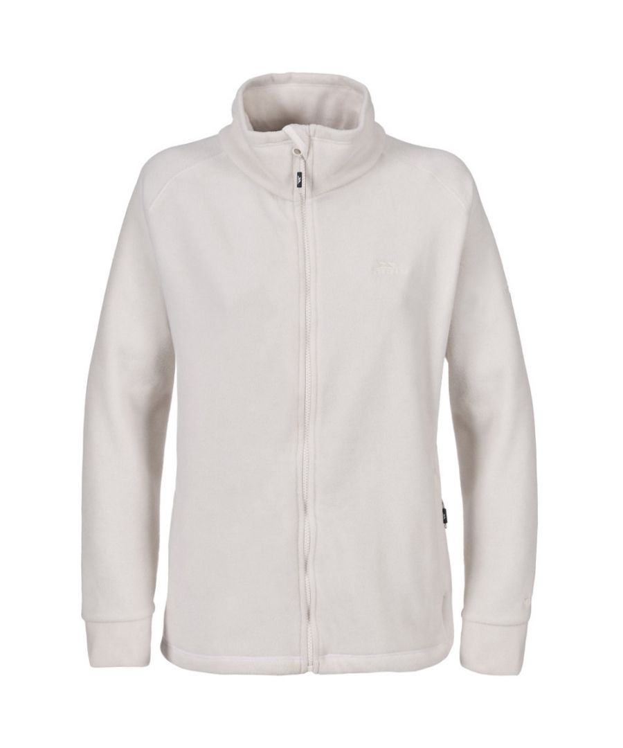 Image for Trespass Ladies Clarice Full Zip Mid Weight Fleece Jacket