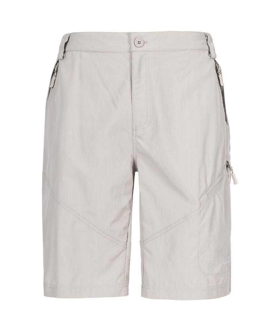 Image for Trespass Mens Pentas Wicking Cool Summer Walking Shorts