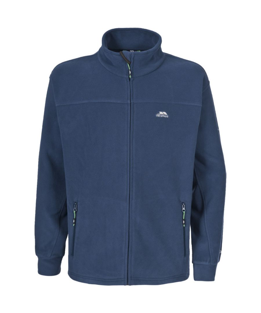 Image for Trespass Mens Bernal Full Zip Sueded Fleece Jacket